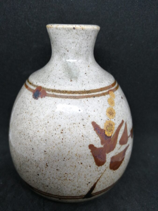Peter Luti Callander Scottish Studio Pottery Vase