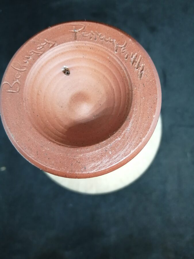 Bolingey Perranporth Pottery Goblets