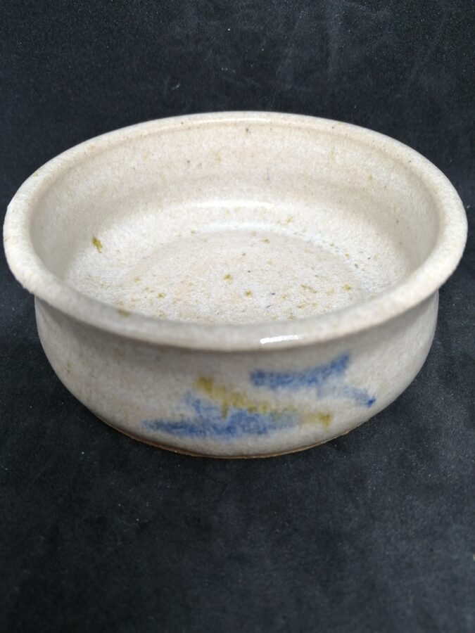 Graham Fern Porthleven Pottery Bowl