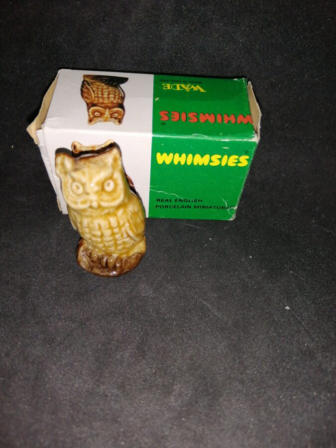Wade Whimsie Owl