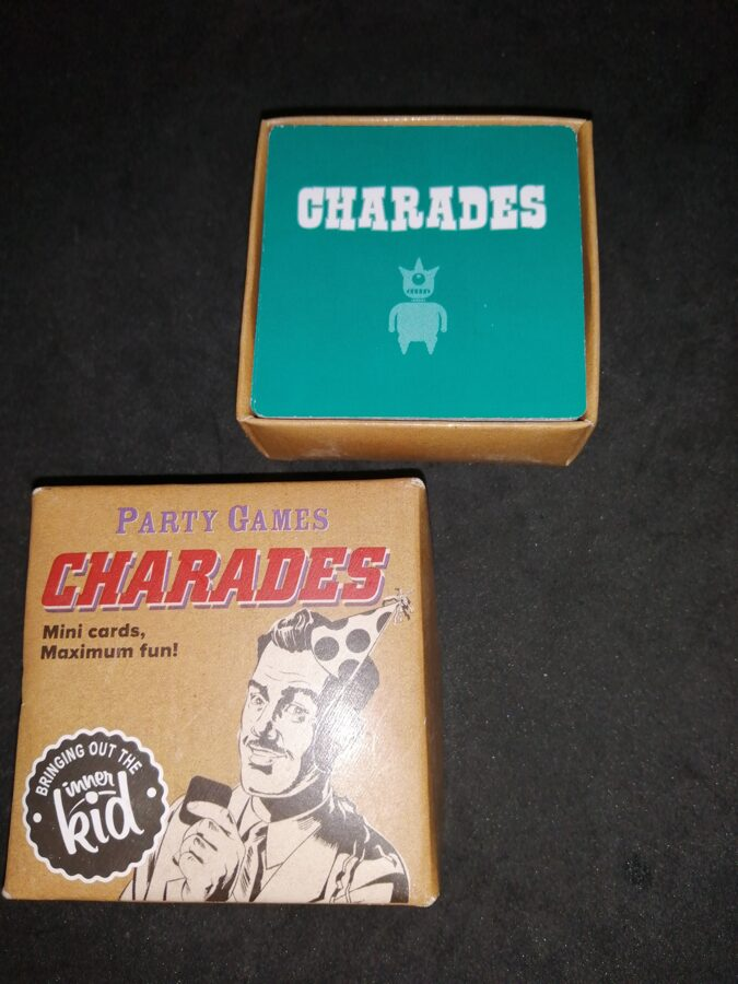 Party Charades Retro Game