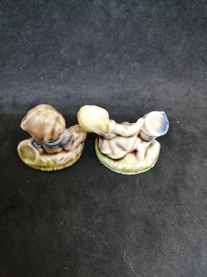 Wade Whimsie Jack And Jill Pair