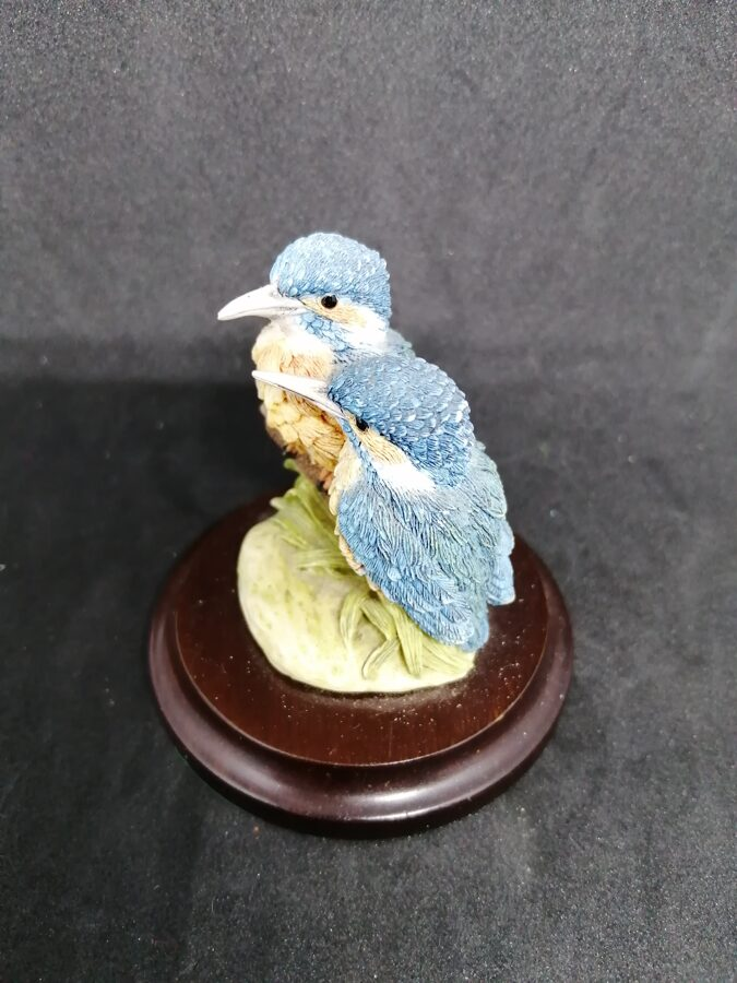 Country Artists Kingfisher Pair