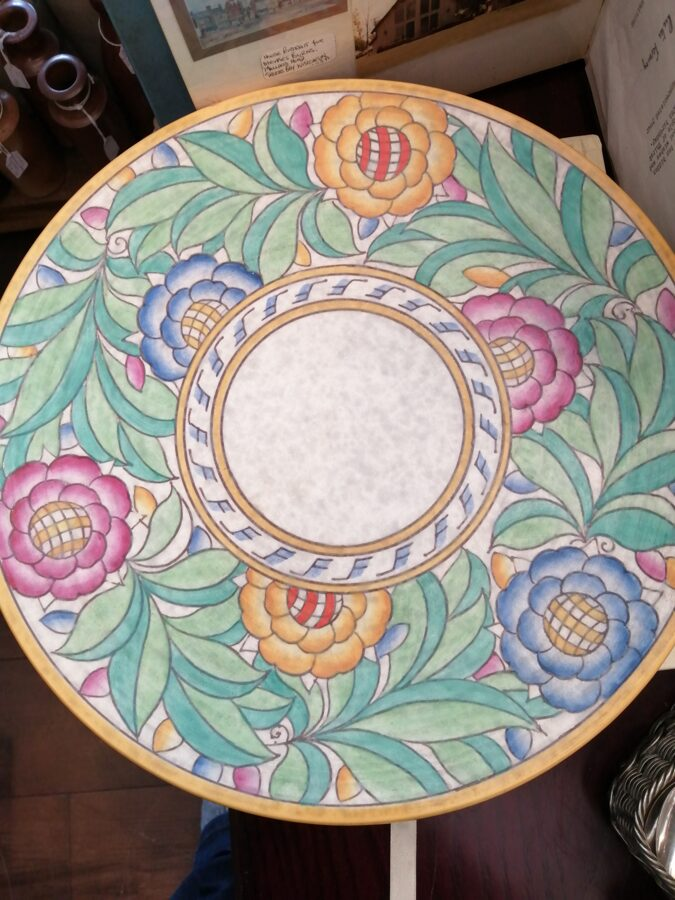 Charlotte Reid Charger Plate