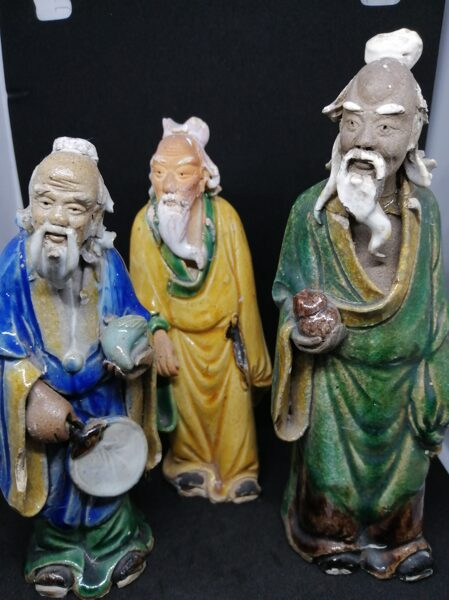 Feng Shui Gods of Wealth Small
