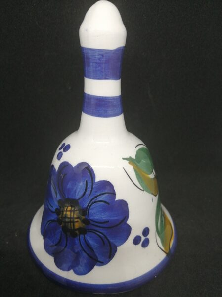 Spanish Pottery Bell