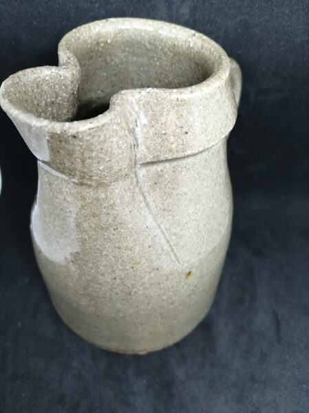 Small Pitcher/Jug With Unusual Spout